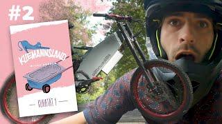 Schnellstes Fahrrad der Welt? | Kliemannsland-Karren-Quartett Teil 6.2 (Elektro Ausgabe)