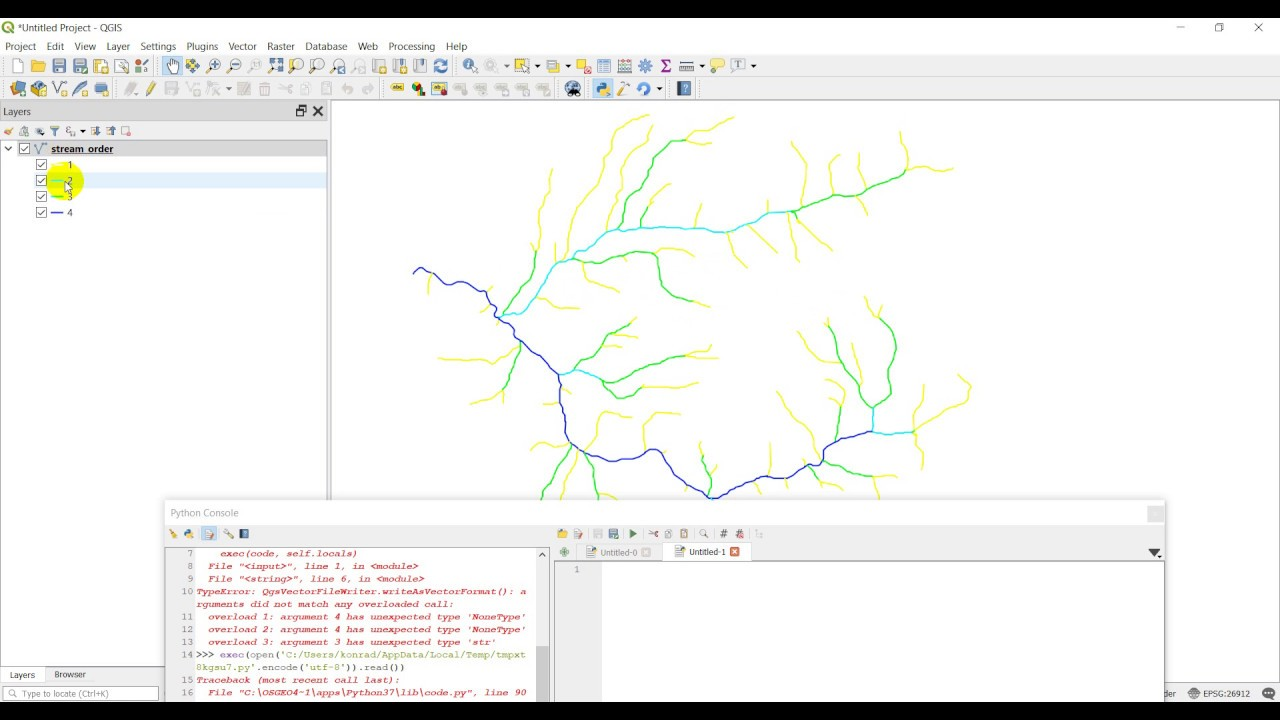 QGIS Python (PyQGIS) - New shapefile from selected features
