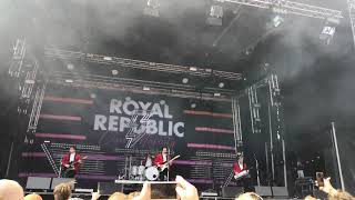 Royal Republic - Anna-Leigh [Live at Sweden Rock Festival 2019-06-07]