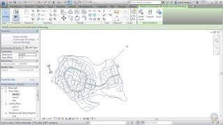 Importing and Scaling a DWG File into Revit