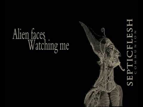 Septic Flesh - Communion Lyrics