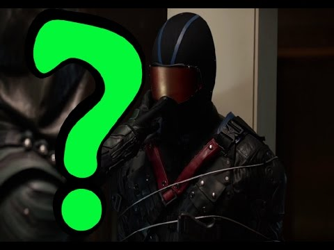 Secret Identity Of The Vigilante Revealed?  - Who is the vigilante in Arrow Season 5?