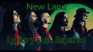 Avatar - New Land (Lyrics y sub. Español)