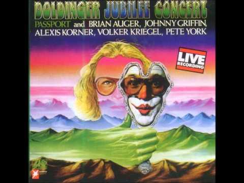 Klaus Doldinger Passport - Rockport [Jubilee Concert]