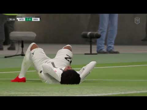 Ps4 Fifa 20 Road To Glory Vfc Krasnodar Rcpl Pfc 9 Sezon 1 Div 33 Tur 21 04 20 Youtube