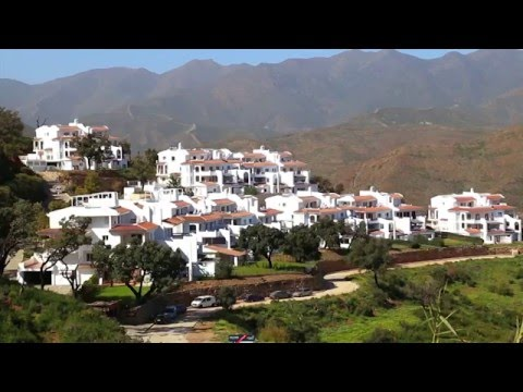 Modern Mediterranean Resort La Mairena Marbella