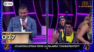 EEG El Gran Clásico - 11/09/2019 - 4/5