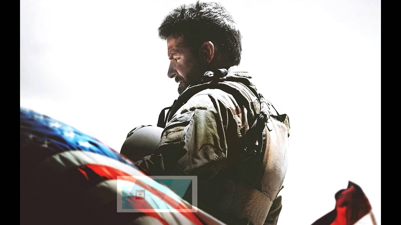 The American Sniper-Ending theme