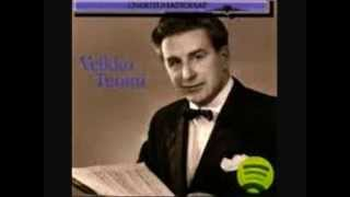 Kun tiet eroavat (tango) - Veikko Tuomi.wmv