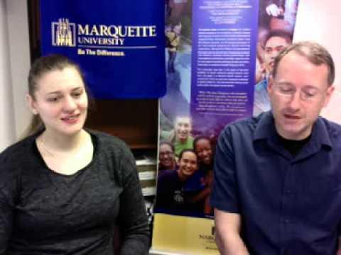 Marquette University- International Student Chat