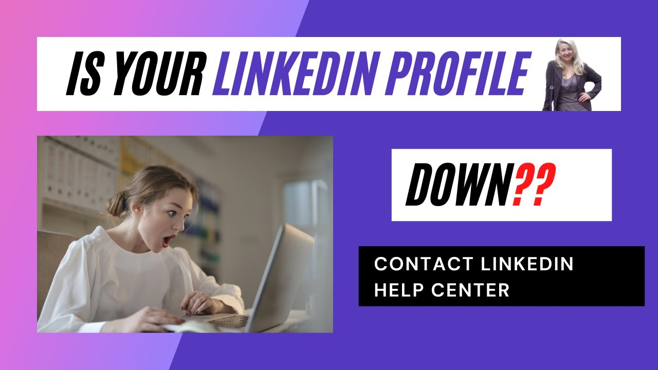 How to reach LinkedIn Help Center