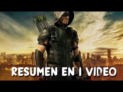Arrow (Temporada 4): Resumen en 1 video