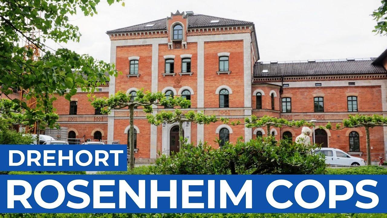 Rosenbräu Rosenheim Cops