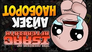 АЙЗЕК НАОБОРОТ ► The Binding of Isaac: Afterbirth |185| Reverse Mod