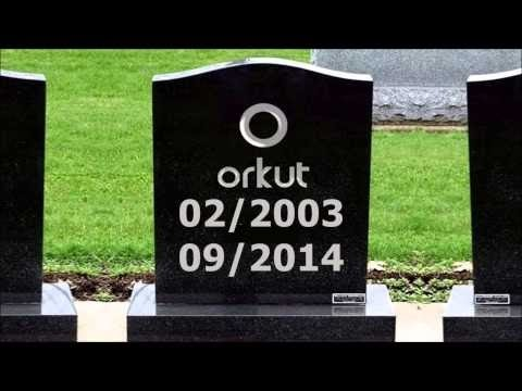 A Morte do Orkut ... Chorei muito... † R.I.P † Rest In Peace †