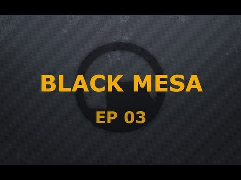 Black Mesa - 03; Private Security's Finest