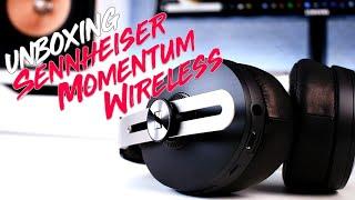 Sennheiser Momentum 3 Wireless - Unboxing + Erster Eindruck