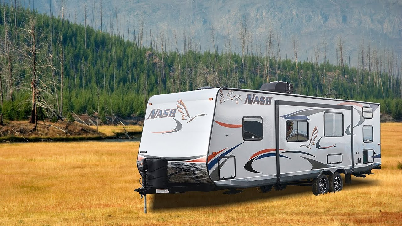 Nash Travel Trailers >> Quick Tour Of The New Nash 29S - YouTube