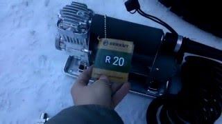 Компрессор автомобильный Беркут R20 фуфло смотреть