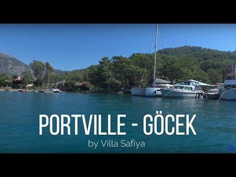 Portville - Villa Safiya - Göcek
