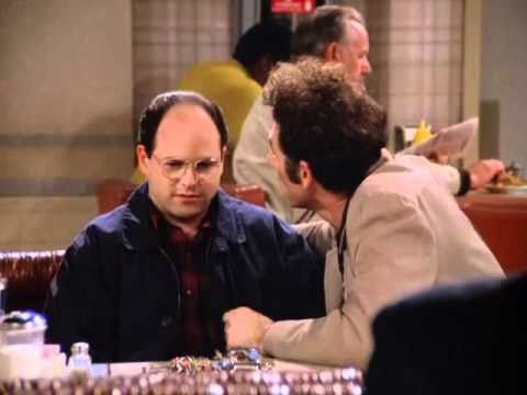George and Kramer conversation