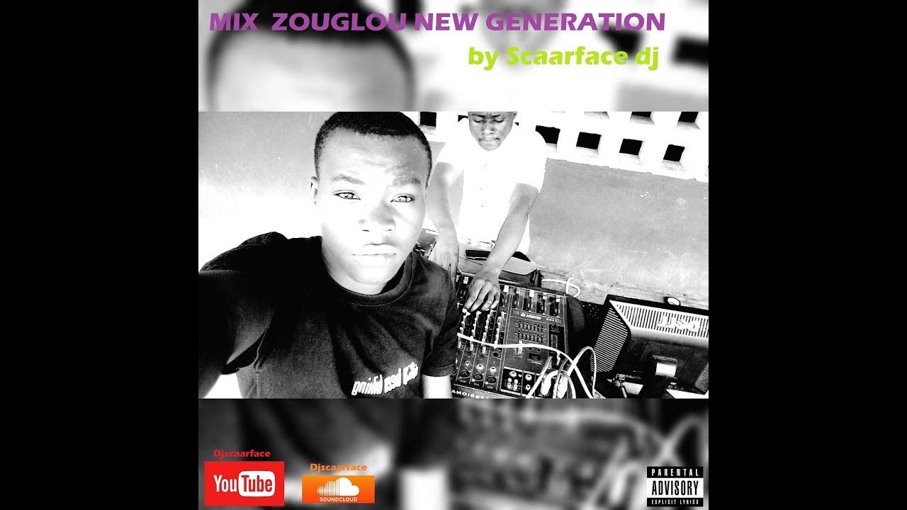mixage zouglou 2017
