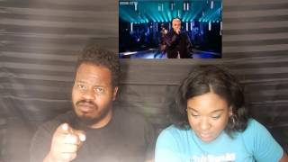 COUPLES REACTIONS || Jessie J and Vince duet 'Nobody's Perfect' The Voice UK