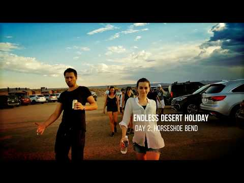 EndlESS Desert Holiday Day: Two Horseshoe Bend ft. Bret & Joelle Navarre #DCS #ESS #WanderingWestie