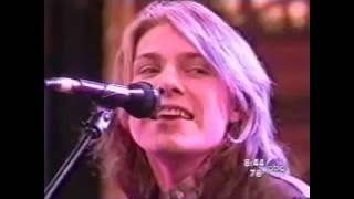 Hanson singing MMMBop Acoustic @ Good Morning America