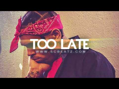 """""""Too Late"""" NEW RNB / TRAPSOUL TYPE BEAT 2018 Chris Brown / 6lack / T-Pain [FREE DOWNLOAD]"""
