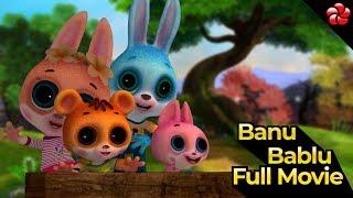 Banu+Bablu ♥ Full Malayalam Cartoon Movie after Kathu & Pupi