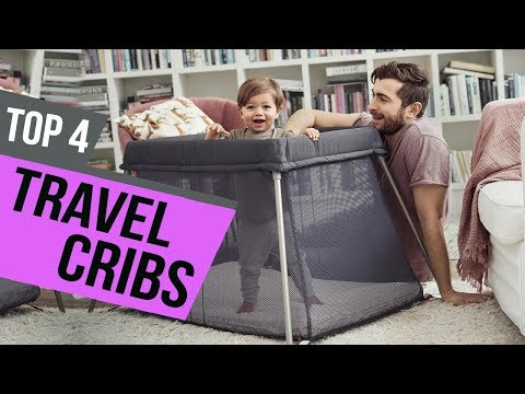 4 Best Travel Cribs 2019 Reviews