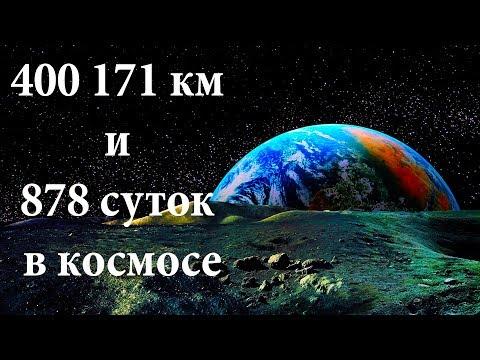 Рекорд по времени пребывания в космосе