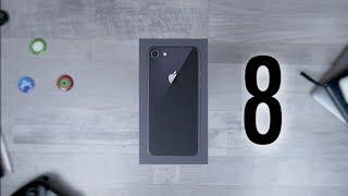 iPhone 8📱  Pierwsze Wrażenia   Unboxing