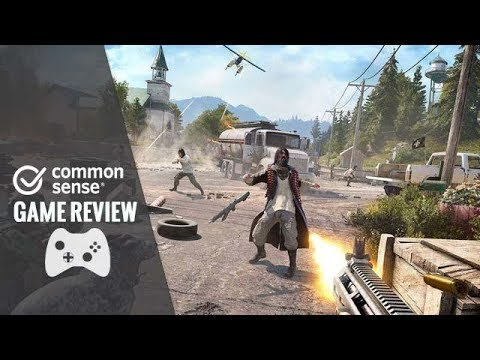 Far Cry 5: Game Review