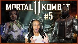 FAMILY BONDING!!! | Mortal Kombat 11 Story Mode Episode 5!