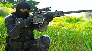 IMPOSSIBLE SNIPER MISSION in Ghost Recon Breakpoint Deep State DLC Free Roam
