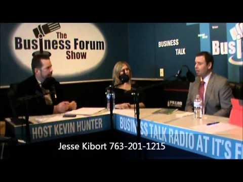 The Business Forum Show - Guest Jesse Kibort