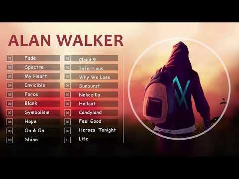 New Songs Alan Walker 2020 - Top 20 Alan Walker Songs 2020