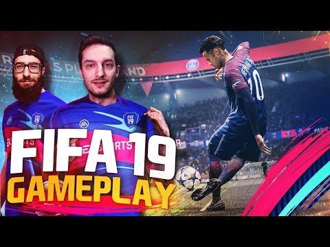 FIFA 19 GAMEPLAY - NUOVE MODALITA'!   Rohn vs Marza