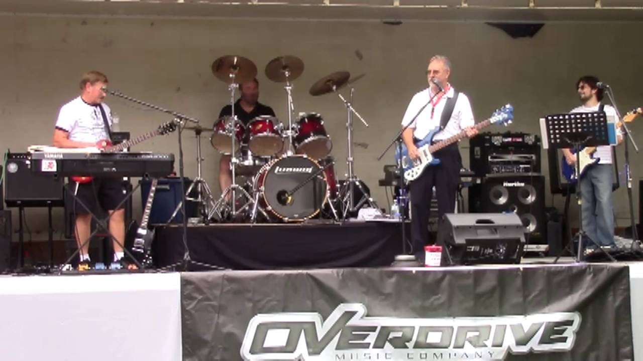 Overdrive at CTC CAD  8-16-14