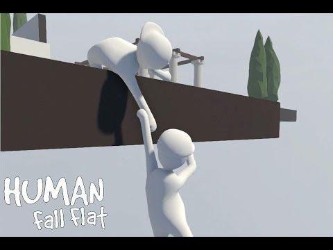 GİTARİST'İ KURTARMAK   Human Fall Flat #3