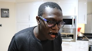 EATING BOILED COKE CHALLENGE *never try this*