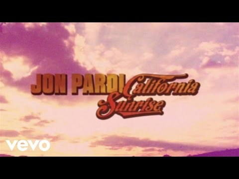 Jon Pardi  California Sunrise Lyric