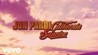 Jon Pardi - California Sunrise (Lyric Video)