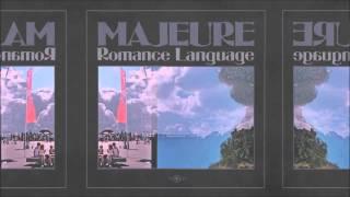 Majeure - Romance Language