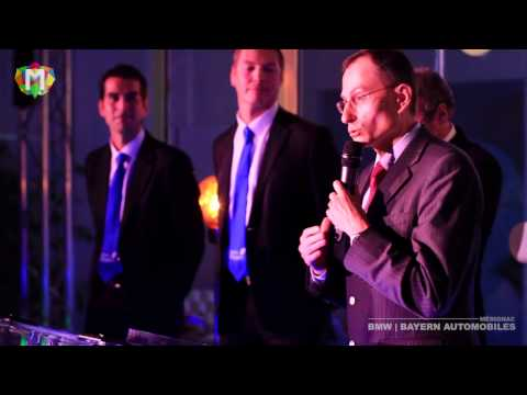 Inauguration i3 BMW Bayern automobiles (vidéo officielle)
