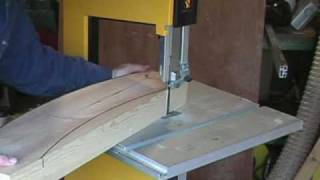 Woodworking: Using A Template On A Shaper Project 2