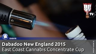 Dabadoo New England 2015 - East Coast Cannabis Concentrate Cup - Smokers Guide TV USA