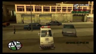 GTA San Andreas bisschen Rumdaddeln :)